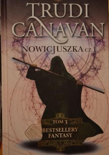 Okładka książki Nowicjuszka. Cz.1