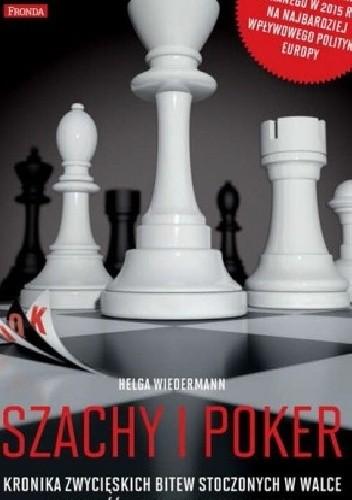Okładka książki Szachy i Poker