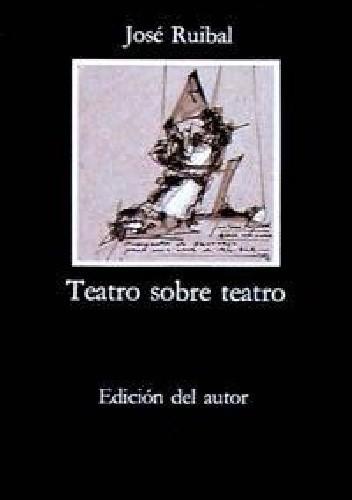 Okładka książki Teatro sobre teatro