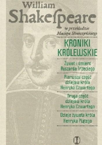 Okładka książki Kroniki królewskie