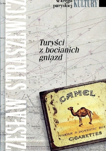 Okładka książki Turyści z bocianich gniazd