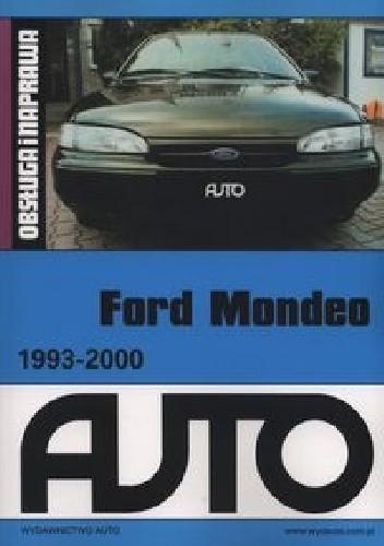 Okładka książki Ford Mondeo 1993-2000 Obsługa i naprawa