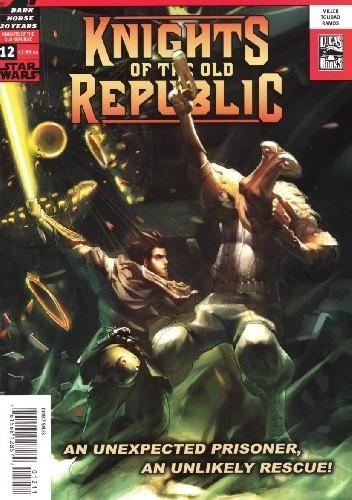 Okładka książki Star Wars: Knights of the Old Republic #12