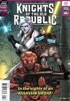 Star Wars: Knights of the Old Republic #13