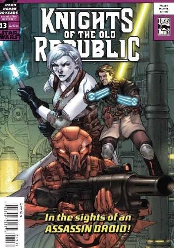 Okładka książki Star Wars: Knights of the Old Republic #13