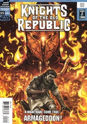Okładka książki Star Wars: Knights of the Old Republic #15