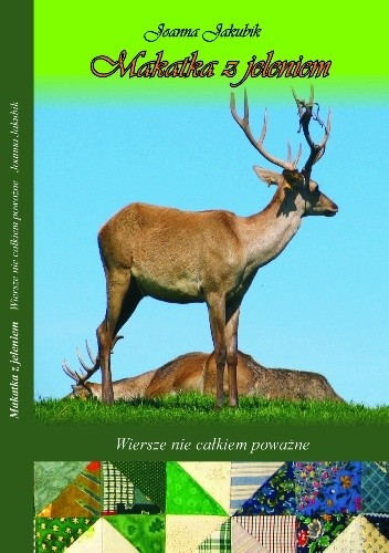Okładka książki Makatka z jeleniem