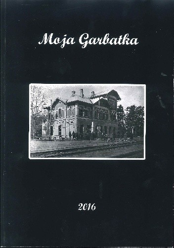 Okładka książki Moja Garbatka, 2016