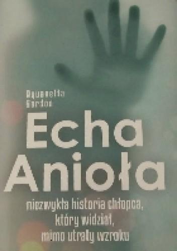 Okładka książki Echa anioła