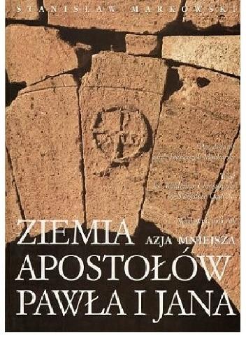 Okładka książki Ziemia apostołów Pawła i Jana