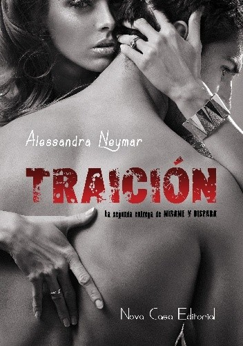 Okładka książki Traicion