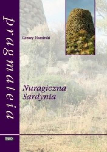Okładka książki Nuragiczna Sardynia