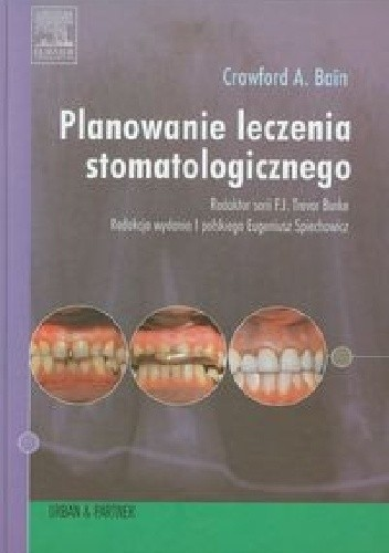 Okładka książki Planowanie leczenia stomatologicznego