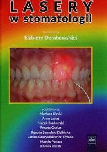 Okładka książki Lasery w stomatologii
