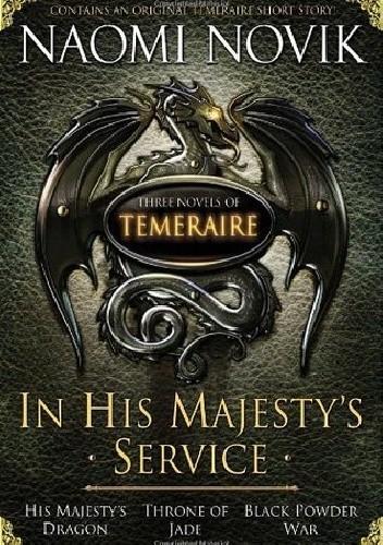 Okładka książki In His Majesty's Service