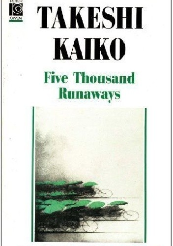 Okładka książki Five Thousand Runaways
