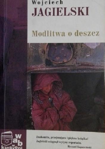 Okładka książki Modlitwa o deszcz