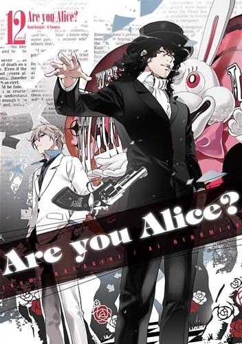Okładka książki Are You Alice? tom 12