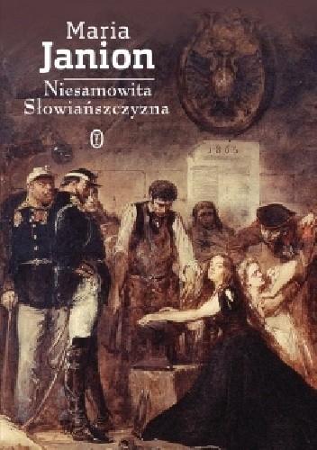 Okładka książki Niesamowita Słowiańszczyzna