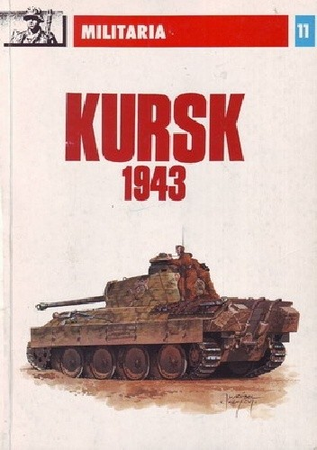 Okładka książki Kursk 1943