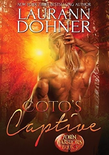 Okładka książki Coto's Captive