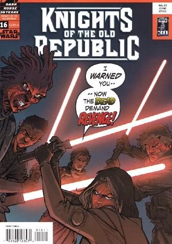 Okładka książki Star Wars: Knights of the Old Republic #16
