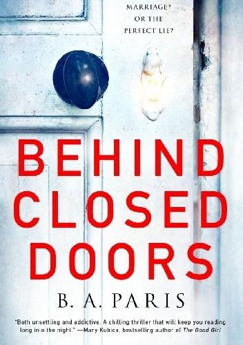 Okładka książki Behind Closed Doors