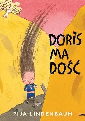 Okładka książki Doris ma dość