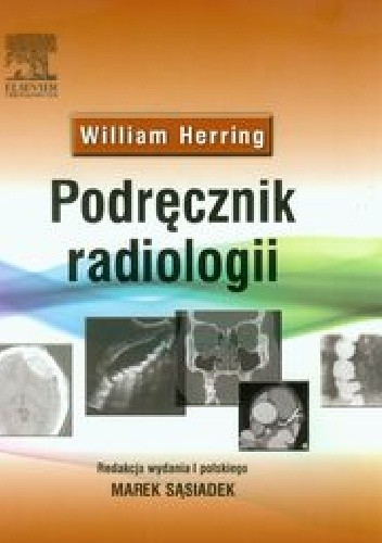 Okładka książki Podręcznik radiologii