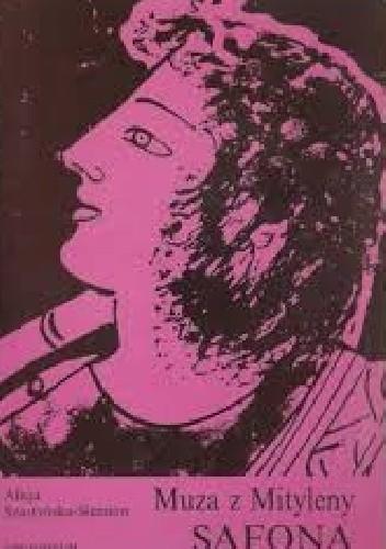 Okładka książki Muza z Mityleny. Safona