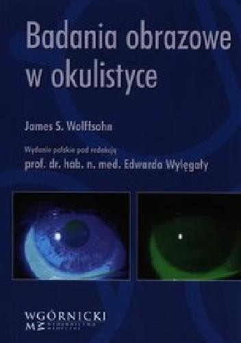 Okładka książki Badania obrazowe w okulistyce