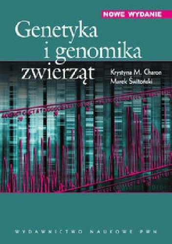 Okładka książki Genetyka i genomika zwierząt. Wydanie 3