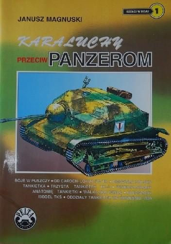 Okładka książki Karaluchy przeciw Panzerom