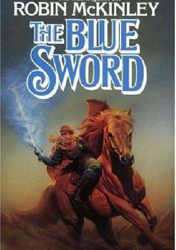Okładka książki The Blue Sword