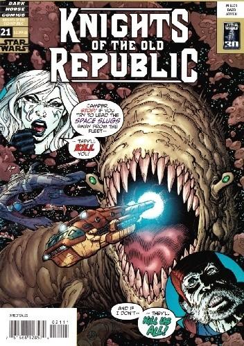 Okładka książki Star Wars: Knights of the Old Republic #21