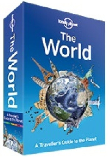 Okładka książki Lonely Planet The World: A Traveller's Guide to the Planet
