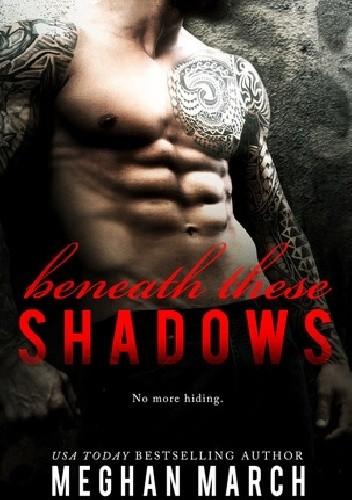Okładka książki Beneath These Shadows