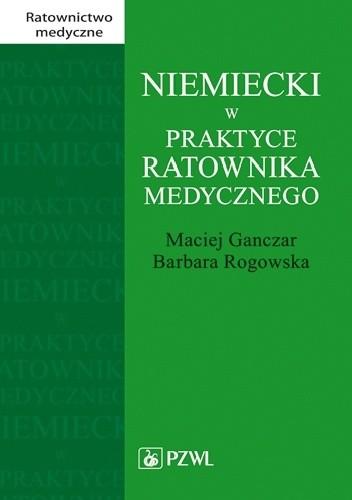 Okładka książki Niemiecki w praktyce ratownika medycznego