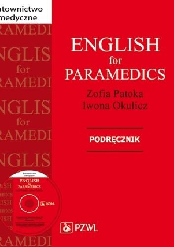 Okładka książki English for Paramedics. Podręcznik