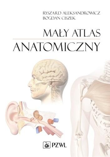 Okładka książki Mały atlas anatomiczny