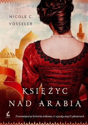 Okładka książki Księżyc nad Arabią