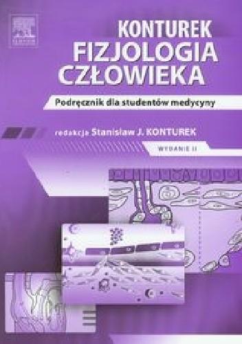 Okładka książki Fizjologia człowieka. Podręcznik dla studentów medycyny. Wydanie 2