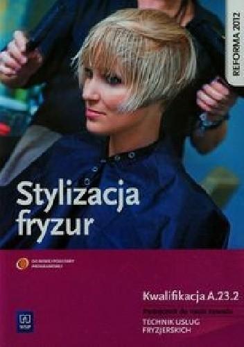 Okładka książki Stylizacja fryzur