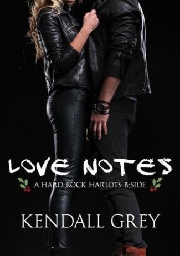Okładka książki Love Notes