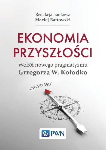 Okładka książki Ekonomia przyszłości