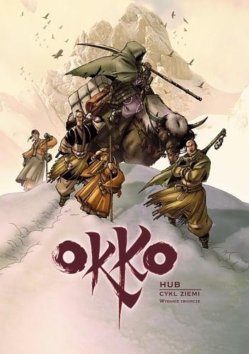 Okładka książki Okko - 2 - Cykl Ziemi