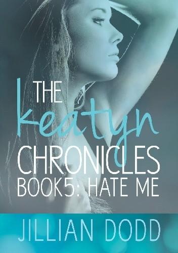 Okładka książki Hate Me