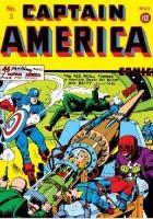 Captain America Comics 3