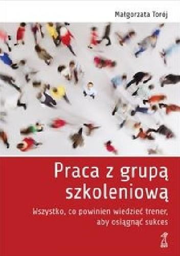 Okładka książki Praca z grupą szkoleniową