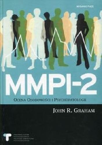 Okładka książki MMPI-2 Ocena Osobowości i Psychopatologii